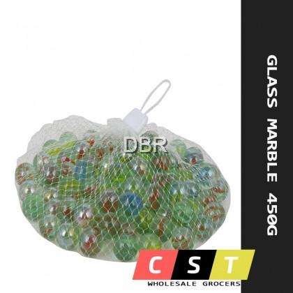 GLASS MARBLE 450G ( 1 Box X 80 Pcs)